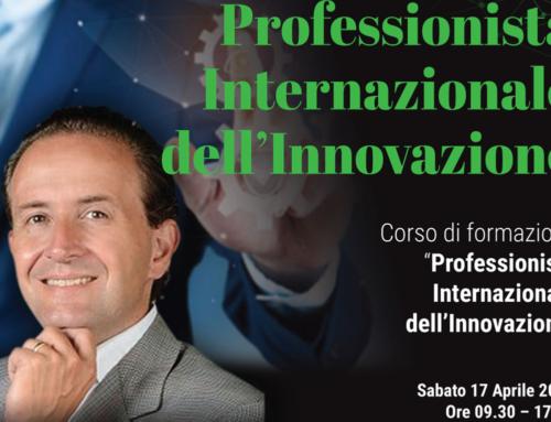 Il corso Professionista Internazionale dell'Innovazione di Massimo Andriolo per Terzomillennium Business Academy